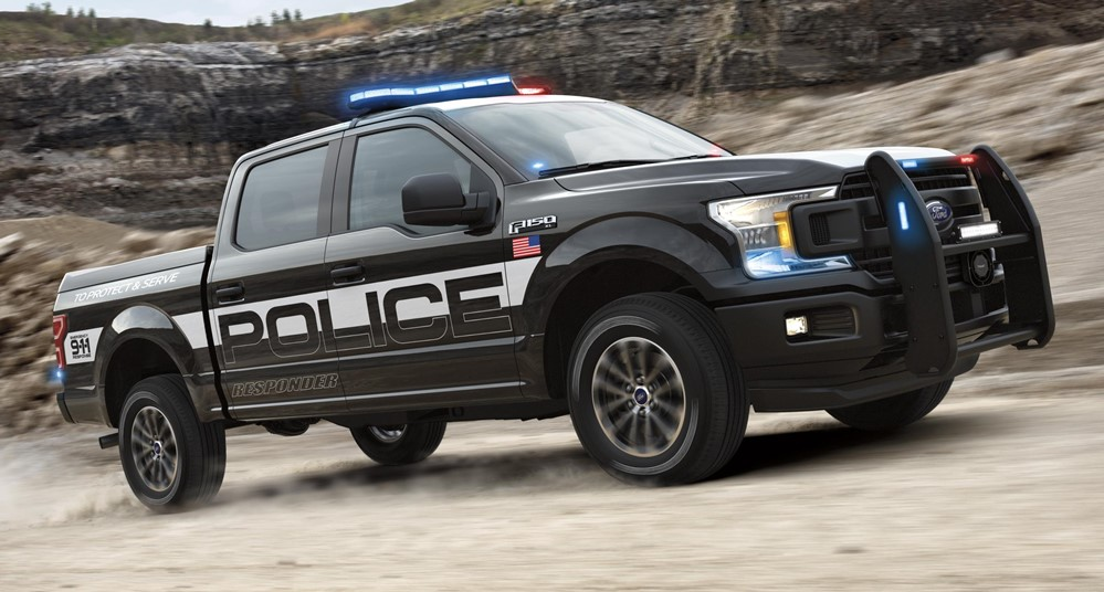 F150 Police Responder 01 at Official: 2018 Ford F 150 Police Responder