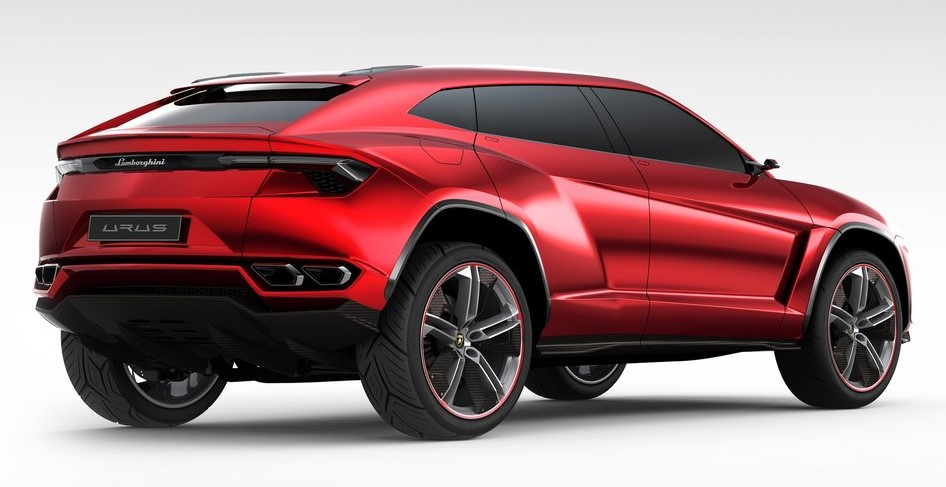 Lamborghini Urus Concept at Lamborghini Hires 400 New Employees for Urus SUV Production