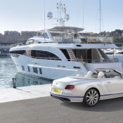 Mulliner GT Convertible Gelene Hero Rear - PR