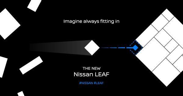 New Nissan LEAF ProPILOT Park