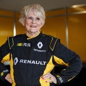 Renault Sport Rosemary Smith F1 1 175x175 at Rosemary Smith, 79, Test Drives Renault Formula One Car!