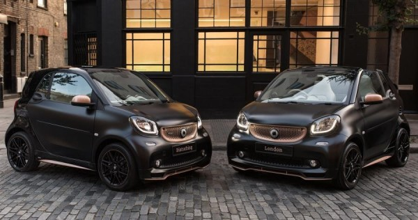 brabus smart disturbing london 600x316 at Brabus smart fortwo and forfour Disturbing London