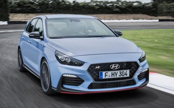 hyundai i30 n 0 600x372 at Official: 2018 Hyundai i30 N