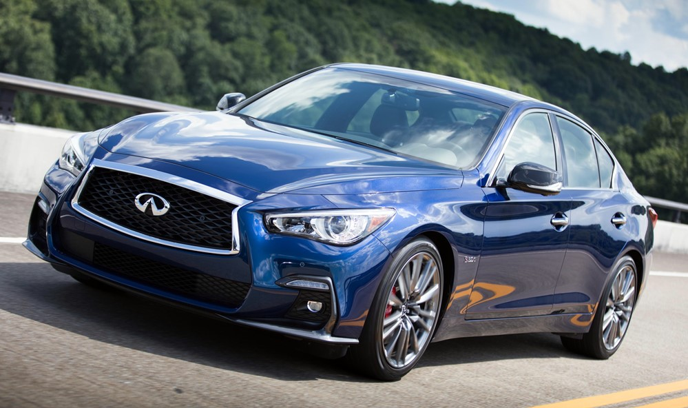 infiniti q50 msrp at 2018 Infiniti Q50 MSRP Announced