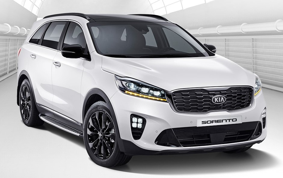 sorento facelift 2018 at 2018 Kia Sorento Facelift Launches in Korea