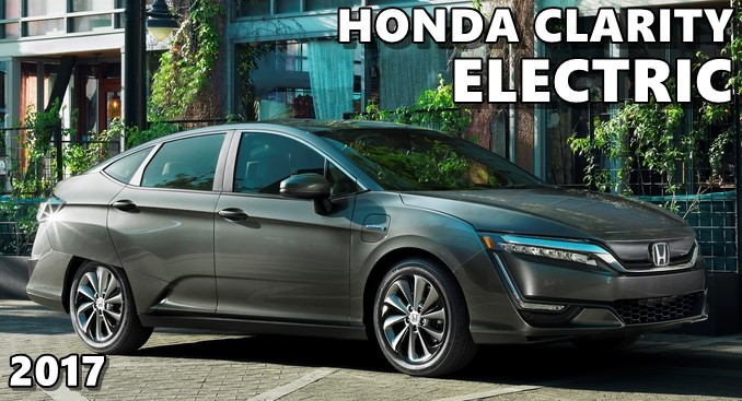 01   2017 Honda Clarity Electric at 2017 Honda Clarity Electric   Pricing and Specs