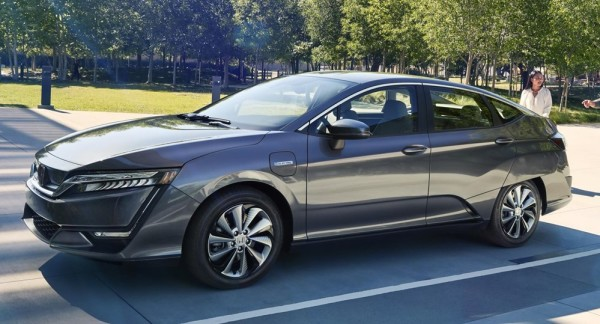 2017 Honda Clarity Electric Pricing And Specs