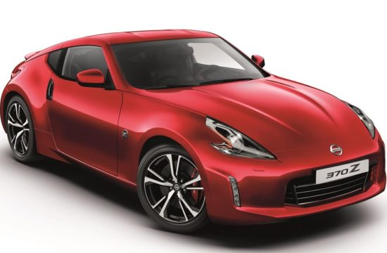 2018 Nissan 370Z 0 550x360 at Official: 2018 Nissan 370Z Facelift