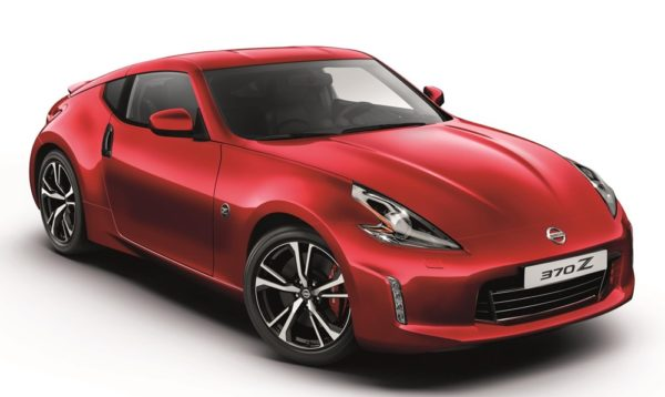 2018 Nissan 370Z 0 600x358 at Official: 2018 Nissan 370Z Facelift