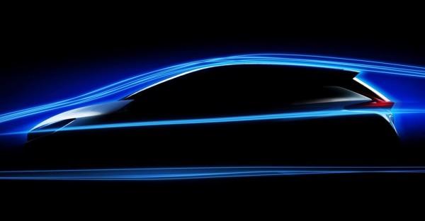 2018 Nissan LEAF aero