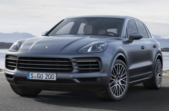 2018 Porsche Cayenne official 0 550x360 at 2018 Porsche Cayenne   Details, Specs, Pricing