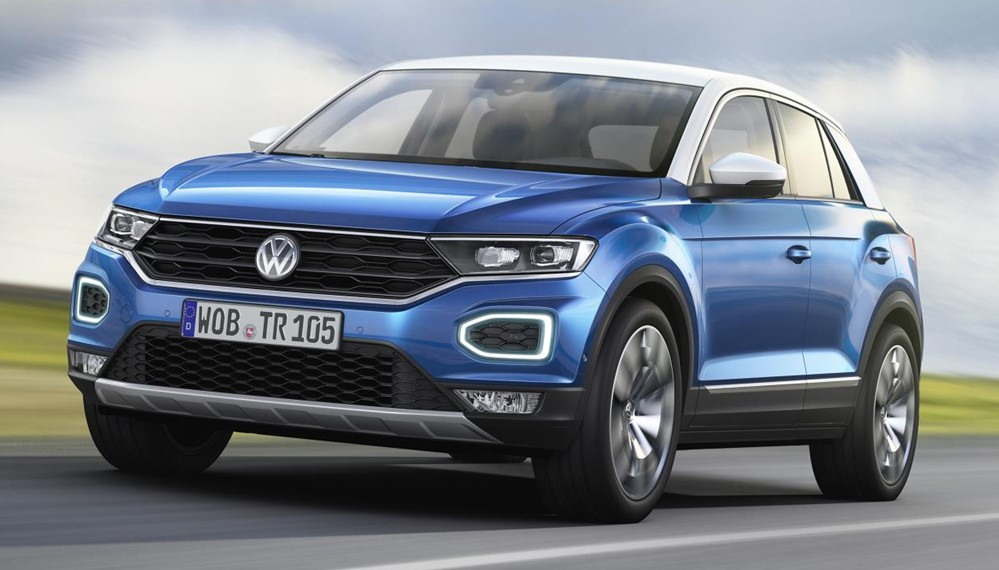 2018 Volkswagen T Roc 0 at Official: 2018 Volkswagen T Roc
