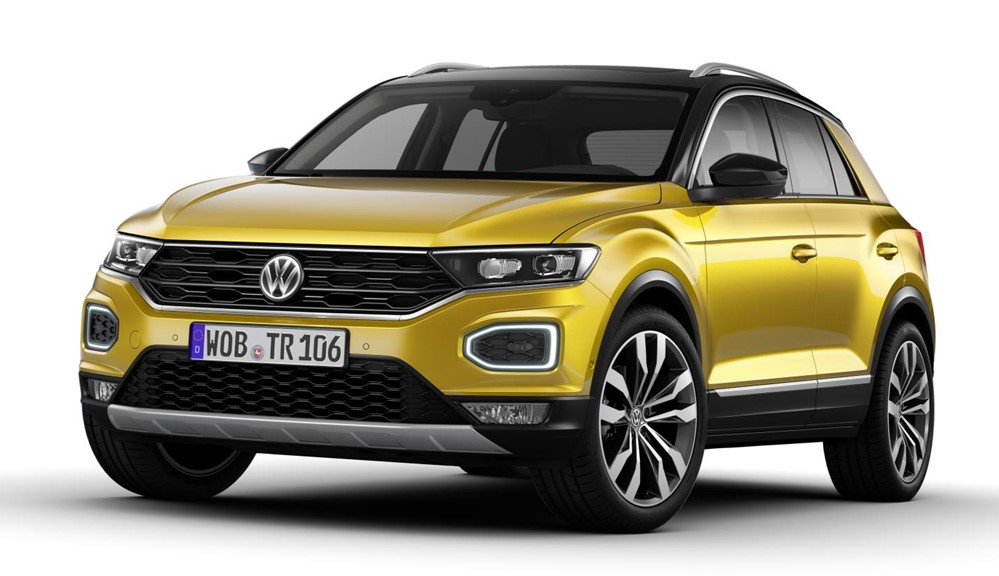 official 2018 volkswagen t roc. Black Bedroom Furniture Sets. Home Design Ideas
