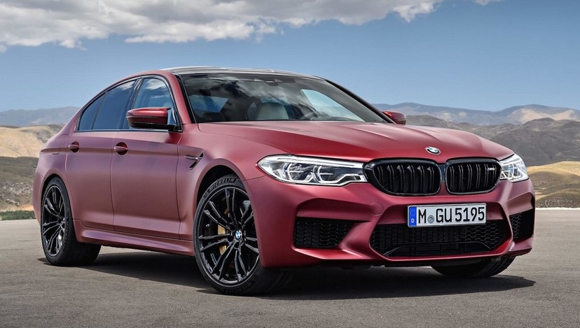 2018 bmw m5 0 at Official: 2018 BMW M5 xDrive   Specs, Price, Details