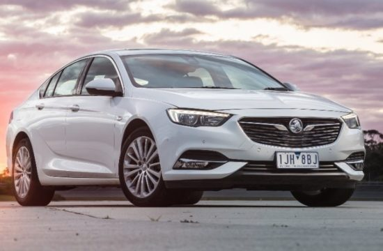 at 2018 Holden Commodore Almost Ready for Launch