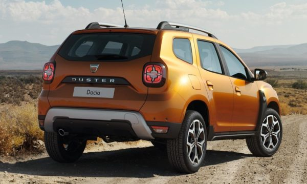 All New Dacia Duster 1 600x359 at 2018 Dacia Duster Revealed with Upscale Design