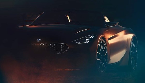 BMW-Z4-Preview Pebble Beach