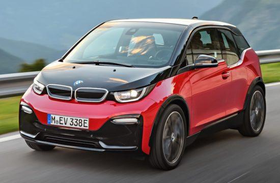 BMW i3s 0 550x360 at Official: 2018 BMW i3s