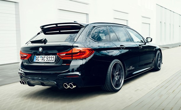 BMW 5er Kombi by AC Schnitzer at 2018 BMW 5 Series by AC Schnitzer