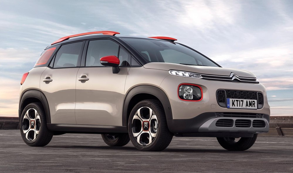 Citroen C3 Aircross uk 1 at New Citroen C3 Aircross UK Pricing Revealed