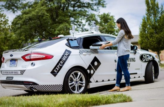 Ford Dominos AVResearch 04 550x360 at Ford and Dominos Working on Self Driving Pizza Delivery Cars