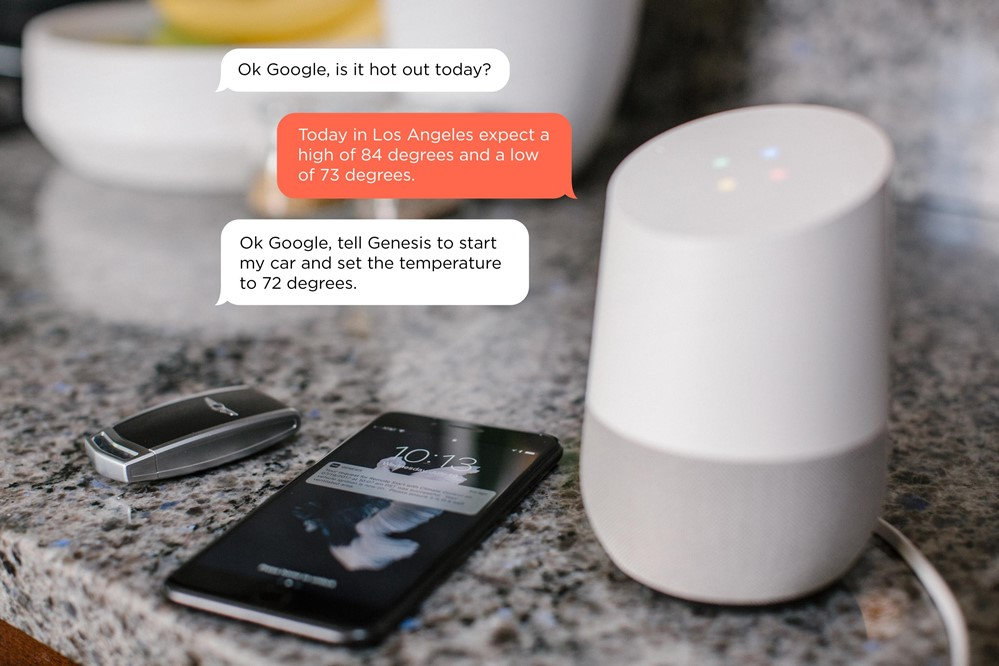 Genesis Google Home Remote Start at Genesis Google Assistant Has Some Cool Tricks