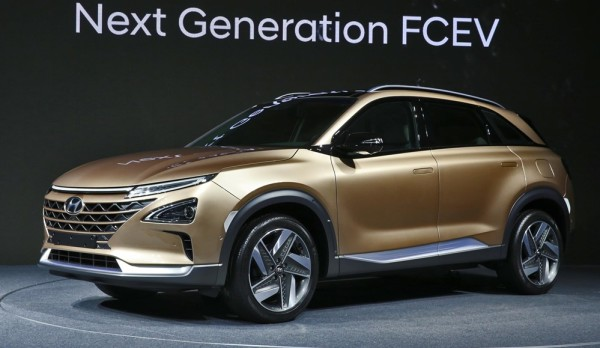 Hyundai Next-Gen Fuel Cell SUV-0