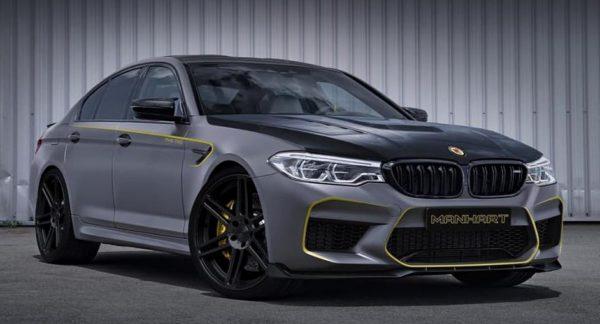 Manhart bmw m5 tuning 600x324 at Manhart Previews 2018 BMW M5 Tuning Kit