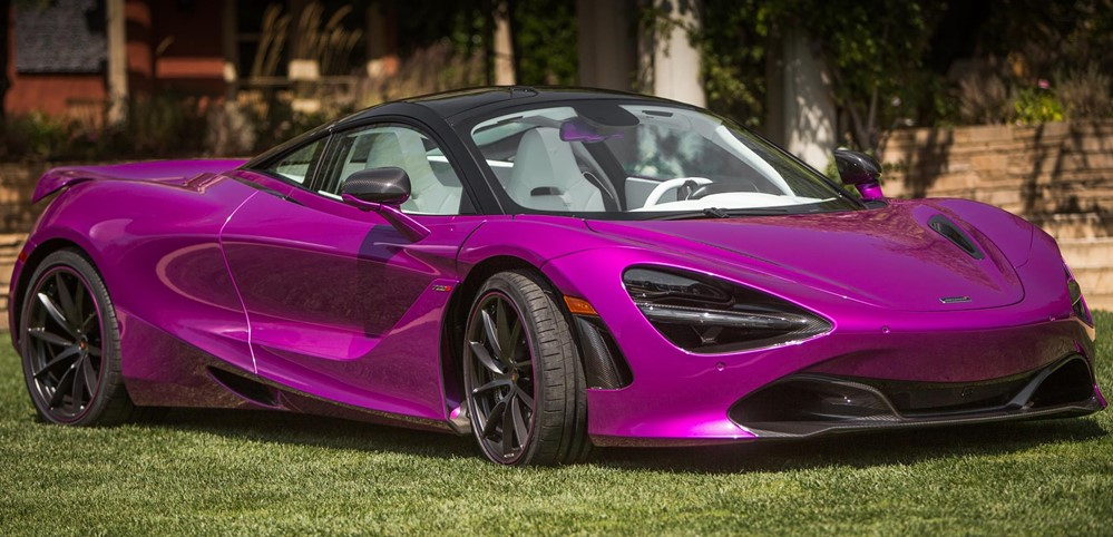 McLaren FUX 720s 077 at Michael Fux Gets Purple McLaren 720S MSO