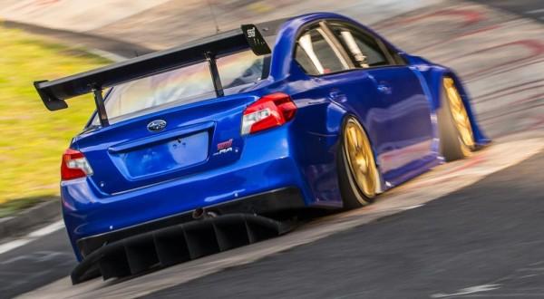 Subaru WRX STI Type RA NBR-2