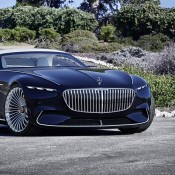 Vision Mercedes Maybach 6 Cabriolet 4 175x175 at Official: Vision Mercedes Maybach 6 Cabriolet