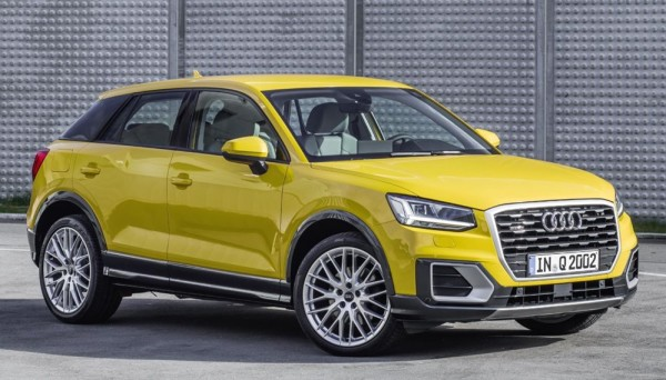 audi q2 awd 1 600x342 at 2018 Audi Q2 All Wheel Drive Pricing and Specs