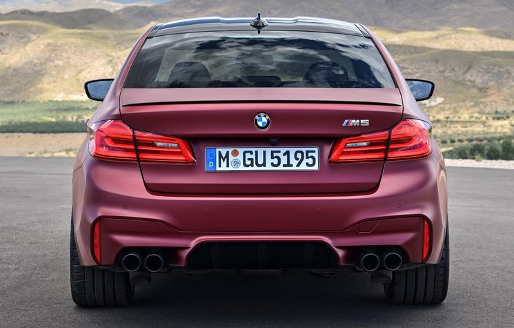 bmw m5 first edition 0 at 2018 BMW M5 First Edition Specs and Details