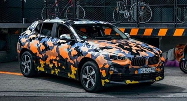 bmw x2 urban jungle 600x323 at 2018 BMW X2 Previewed in Urban Jungle