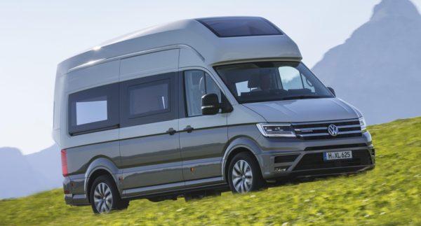 california xxl 0 600x323 at 2018 VW California XXL Details and Specs