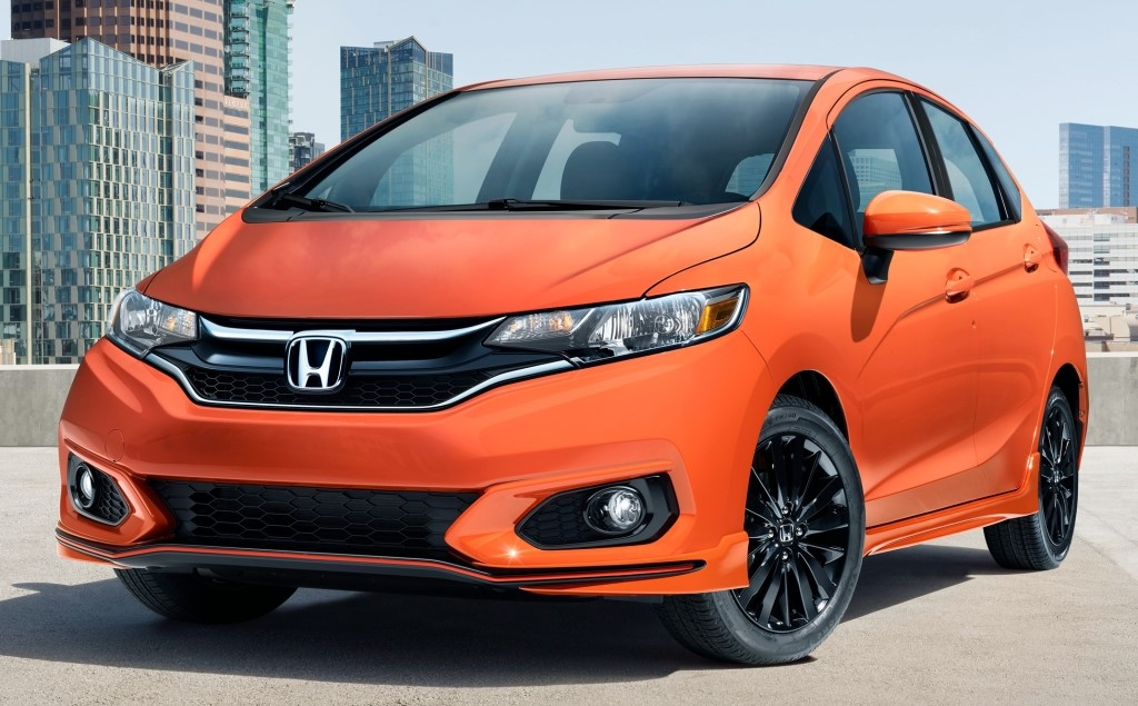 2018 honda fit pricing and specs. Black Bedroom Furniture Sets. Home Design Ideas
