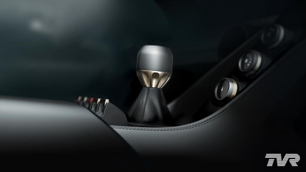 tvr t37 interior at All New TVR T37 Confirmed for Goodwood Revival Debut