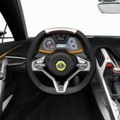 2015 Lotus Elise Interior 175x175 at Lotus History and Photo Gallery