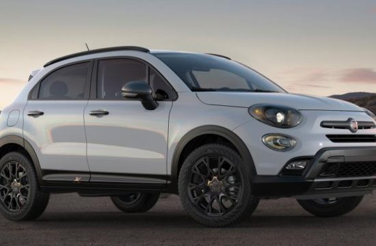 2017 Fiat 500X Urbana 0 550x360 at 2017 Fiat 500X Urbana Edition Announced