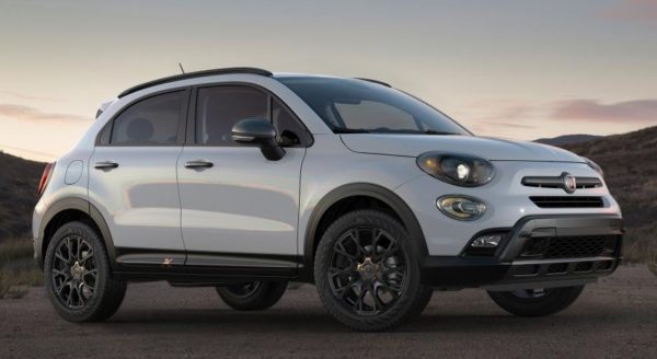 2017 fiat 500x urbana edition announced. Black Bedroom Furniture Sets. Home Design Ideas