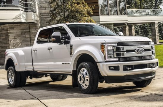 2018 Ford F Series Super Duty Limited 0 550x360 at Official: 2018 Ford F Series Super Duty Limited
