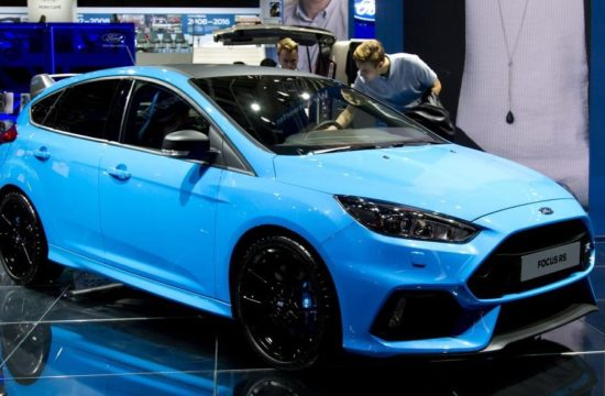 2018 Ford Focus RS Edition 0 550x360 at 2018 Ford Focus RS Edition   Pricing and Specs