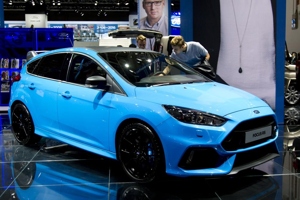 2018 ford focus rs edition pricing and specs. Black Bedroom Furniture Sets. Home Design Ideas