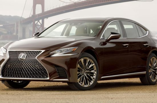 2018 Lexus LS 0 550x360 at 2018 Lexus LS Details and Specs   Priced from $75K
