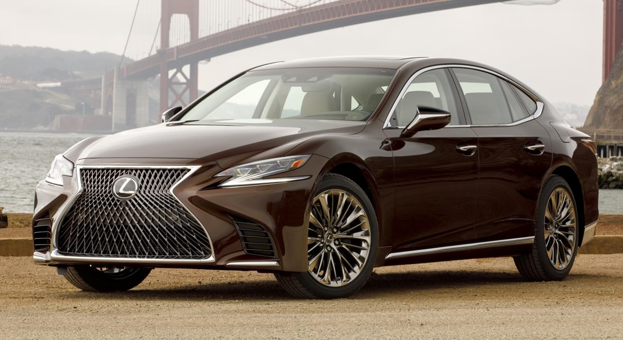 2018 lexus ls details and specs priced from 75k. Black Bedroom Furniture Sets. Home Design Ideas