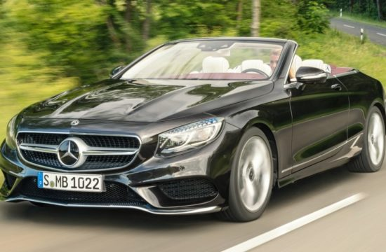 2018 Mercedes S Class Coupe and Cabrio 0 550x360 at 2018 Mercedes S Class Coupe and Cabrio Go Official