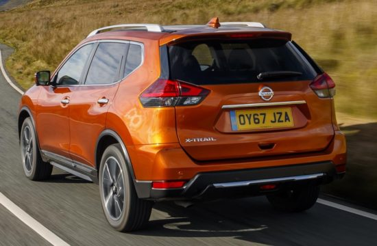 2018 Nissan X Trail 00 550x360 at 2018 Nissan X Trail Launches in UK from £23,385 (Photos/Video)