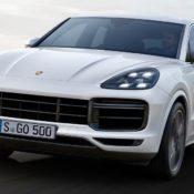 2018 Porsche Cayenne Turbo 2 175x175 at 2018 Porsche Cayenne Turbo Unveiled with 550 PS