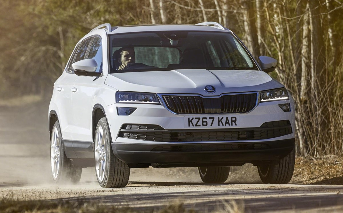 2018 Skoda Karoq Uk Pricing And Specs Confirmed