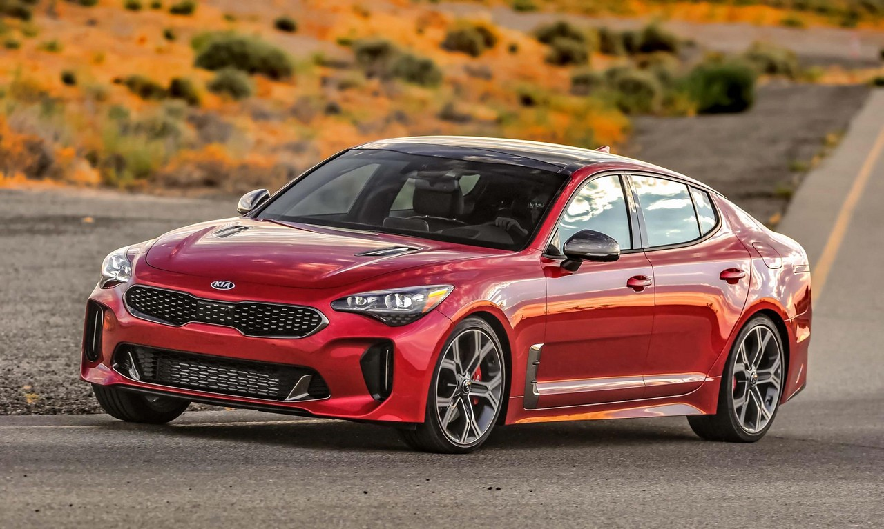 2018 Kia Stinger - An In-Depth Look